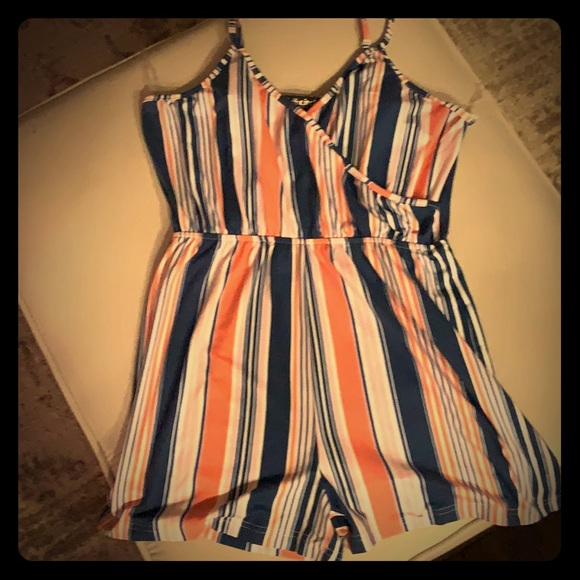 full circle Other - Striped romper